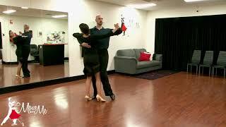 Tango   Promenade right turn