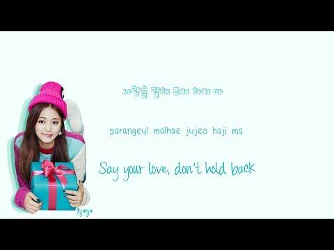 TWICE (트와이스) Heart Shaker Lyrics (Han|Rom|Eng) Color Coded