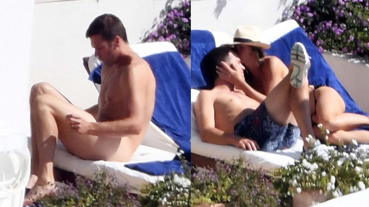 Tom brady nude photos #11