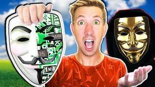 SECRET MESSAGE IN PROJECT ZORGO MASK - CWC In DANGER?! New Mystery Riddles & Evidence)