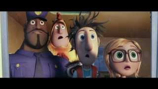CLOUDY WITH A CHANCE OF MEATBALLS 2 - Teaser Trailer