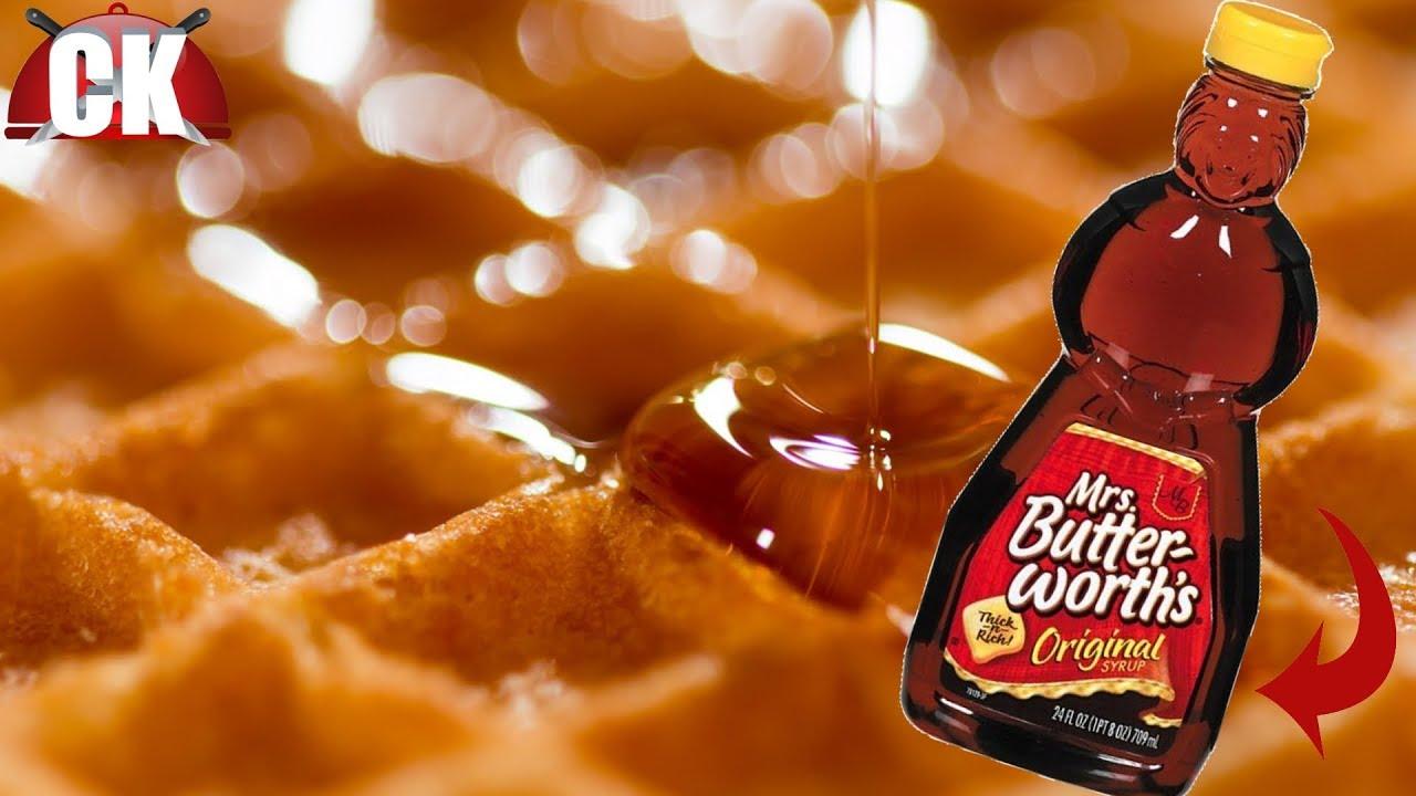 Make Homemade Pancake Syrup Recipe