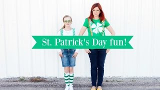 St  Patricks Day clothes and accessories