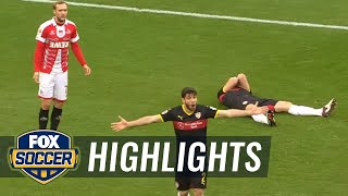 Video Gol Pertandingan FC Koln vs Vfb Stuttgart
