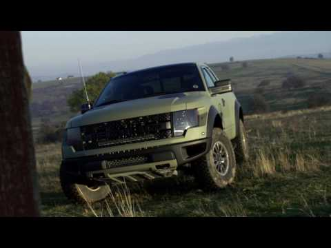 ProWrap™ - Ford Raptor