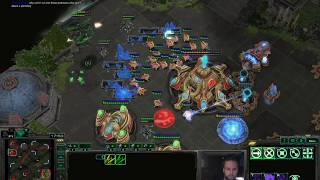 Now you see them... - Masters TvP - Starcraft 2