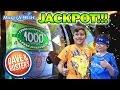Arcade Jackpot At Dave & Busters!!! Aydin's Make-a-wish video