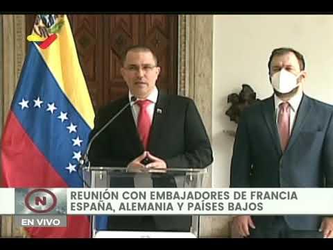 Venezuela da 72 horas a embajadora de Unión Europea para salir del país por imposición de sanciones