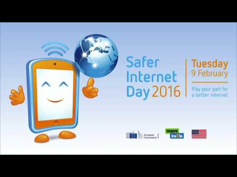 Safer Internet Day 2016 - LIVE From Universal Studios, Hollywood