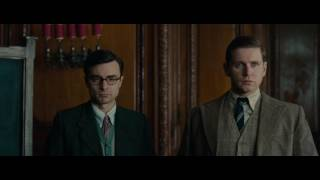 The Imitation Game   Interview scene