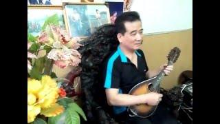 """Thanh Tùng độc tấu mandolin """" Hò kéo pháo """" """"Trận Him Làm """""""