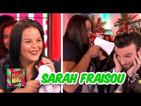 Nouveauté - Le Mad Mag du 13/02/2017 avec Sarah Fraisou