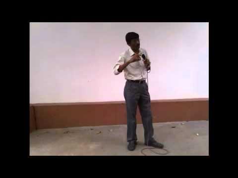 Dr G V Ramanjaneyulu on Sustainable Agriculture