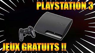 [Tuto] Jeux PS3 Gratuits !!