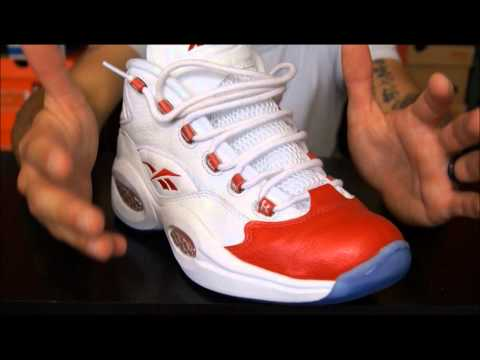 Reebok Question Performance Review
