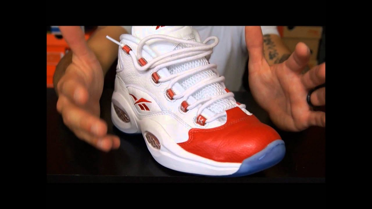 825375235779 Reebok Question Performance Review. WearTesters