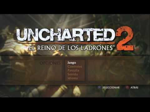 Uncharted 2 - Truco para poner munición infinita en modo aplastante