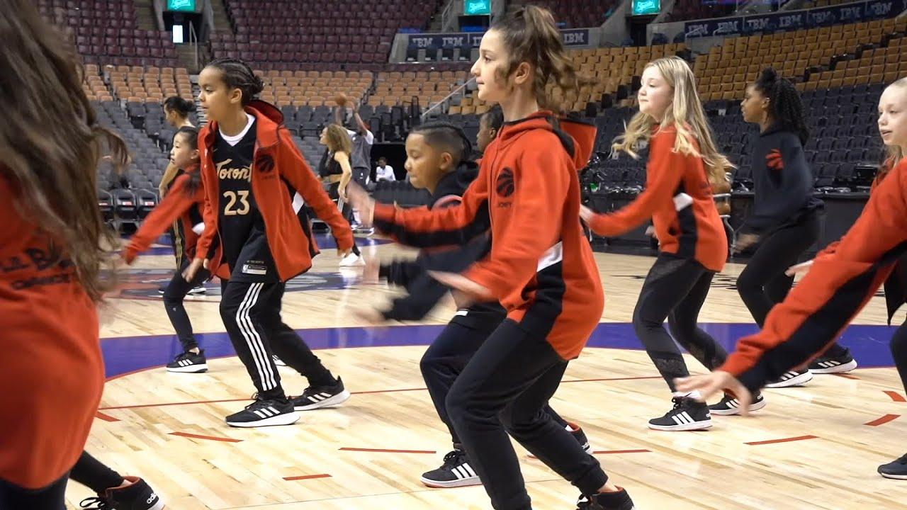 Gameday pres by Sport Chek – Will x Raptors Lil Ballas