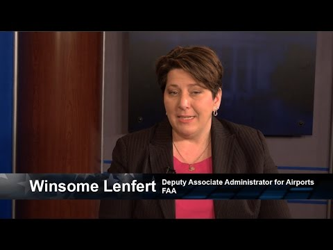 One on One with Winsome Lenfert, FAA Deputy Associate Administrator for Airports