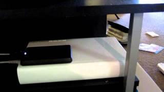 Wii U External Hard Drive Set-up