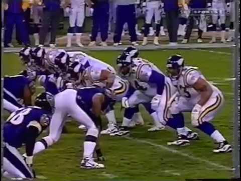 1998 Week 15  Minnesota Vikings @ Baltimore Ravens