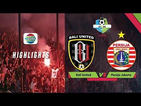 Dramatis Persija Menang 2 1 Atas Bali United Flare Dan Laser