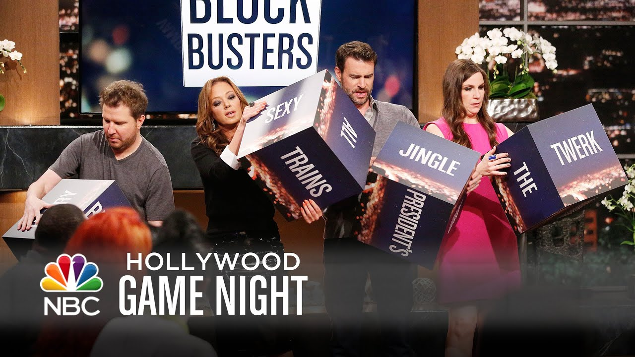 GLEE Cast Heading to Lynch's HOLLYWOOD GAME NIGHT?