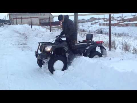 Снег CF moto 500