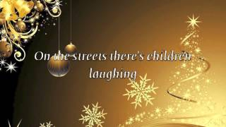 Celine Dion - The Magic Of Christmas Day (Lyrics)
