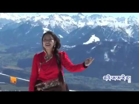 Tibetan new song by Samdup Lhakyi 2015