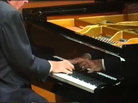 SHURA CHERKASSKY FOUR SCHUBERT IMPROMPTUS D899 'LIVE' 1995