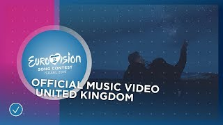 Michael Rice - Bigger Than Us - United Kingdom 🇬🇧 - Official Music Video - Eurovision 2019