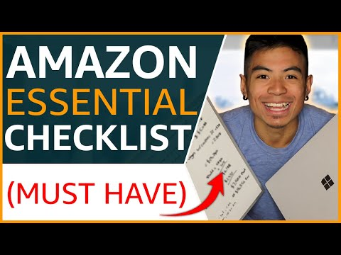 Everything You NEED To Start An Amazon FBA Business (Tools, Hardware & Software)