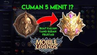 Tutorial Warrior Ke Mythic Cuman 5 Menit (Buat Yang Frustasi Push Rank) - Mobile Legends Indonesia