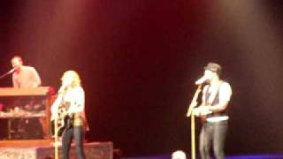 "Sugarland new song ""Find the beat"", ""sweet caroline"" remix, ""who says"""