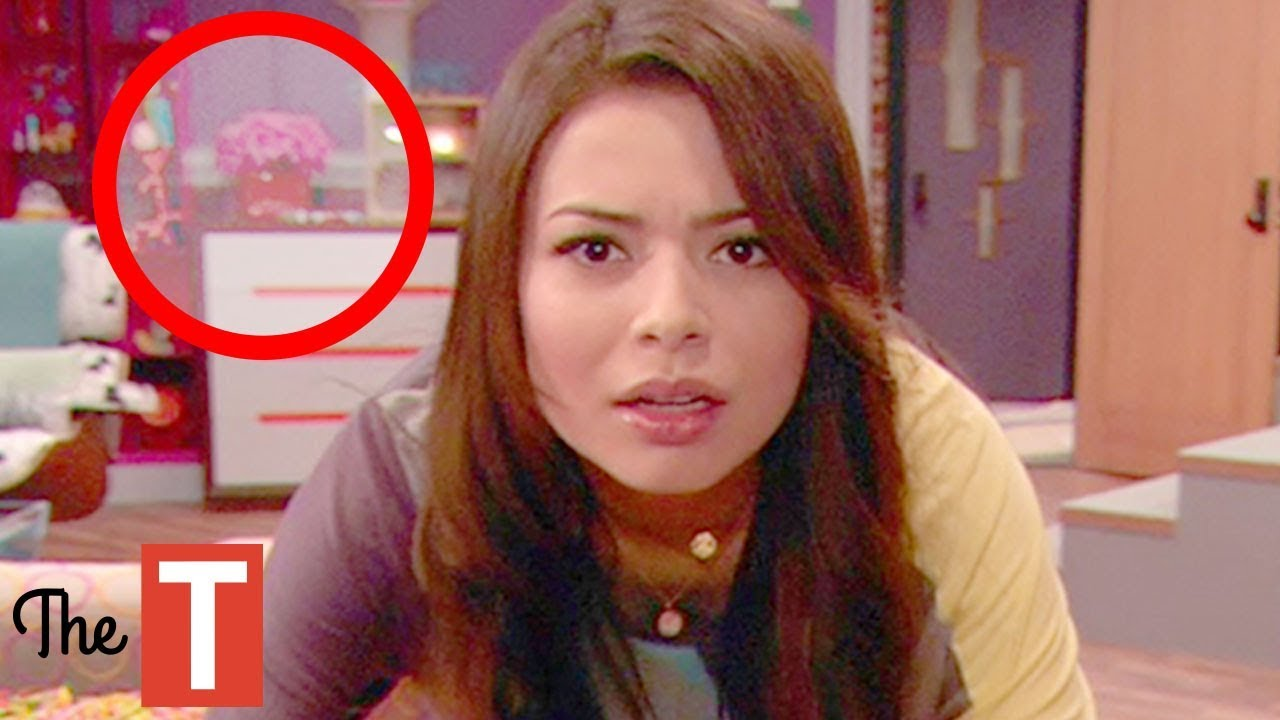 15 Funniest Adult <b>Jokes</b> In <b>iCarly You</b> Might Have Missed - YouTube
