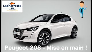 ❌TUTO❌. Mise en main Peugeot 208