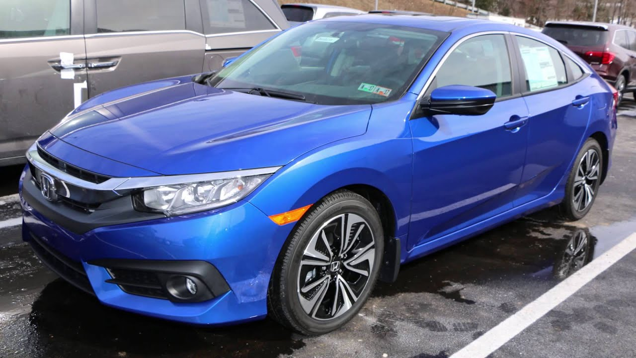 High Quality 2016 Honda Civic Trim Levels   YouTube
