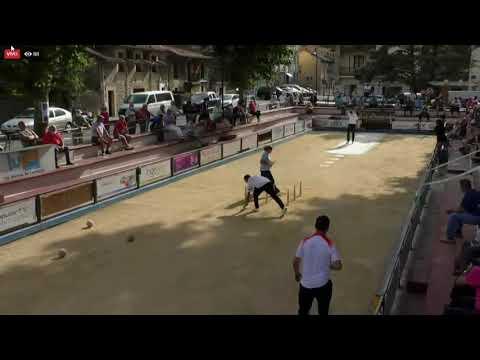Concurso de Bolos San Juan en los Corrales de Buelna