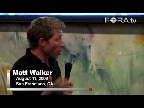 Poor Sleep a Factor in Alzheimer's and Dementia? Matt Walker