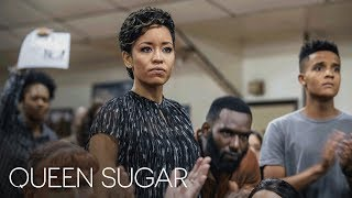 Charley Shakes Things Up at the Fellowship Hall   Queen Sugar   Oprah Winfrey Network
