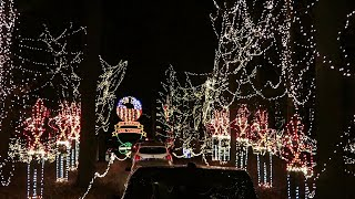 MAKING MY WIFE'S DREAM COME TRUE!   SANTALAND   VLOGMAS DAY 16-19