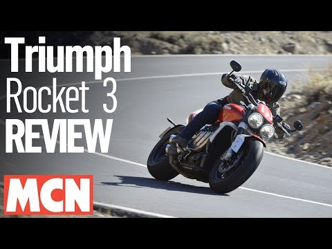 2020 Triumph Rocket 3 review | MCN | Motorcyclenews.com