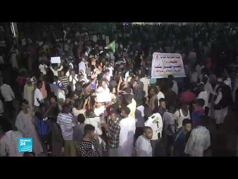 إضراب السودان انتهى.. وقوى المعارضة تلوح بعصيان مدني  - 12:55-2019 / 5 / 30
