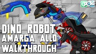 Mecha Dino! Dino Robot Amarga Allo Poki Playthrough!