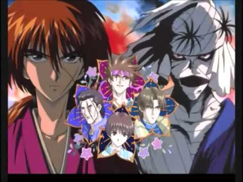 Kenshin - Starless ~ There is No Moon, There Are No Stars (Music Box and Director's mix)
