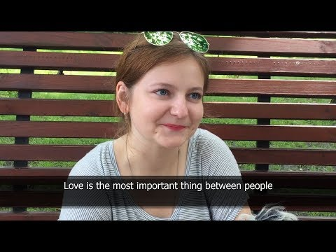 Would you marry an Arab or Muslim? (Ukrainians answer)