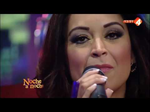 Mayela Orozco programa Noche a Noche Contigo