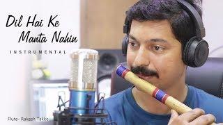 Dil Hai Ke Manta nahin Flute cover | दिल हैं के मानता नही | Instrumental By Music Retouch