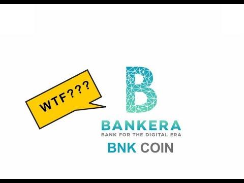 Bankera Coin, Bnk Coin, Bankera Ico Review